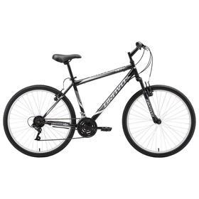 """Велосипед 26"""" Bravo Hit, цвет серый/черный/белый, размер 16''"""