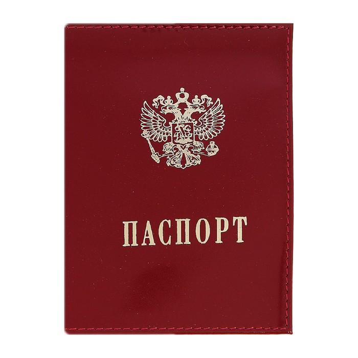 Картинка обложки паспорта рф в хорошем качестве
