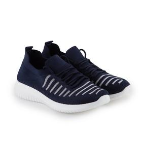 Кроссовки женские, цвет синий, размер 36