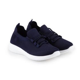Кроссовки женские, цвет синий, размер 39