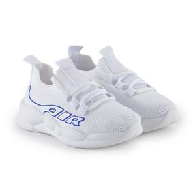Кроссовки детские, цвет белый, размер 29