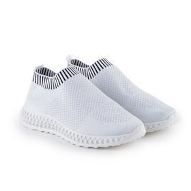 Кроссовки женские, цвет белый, размер 38