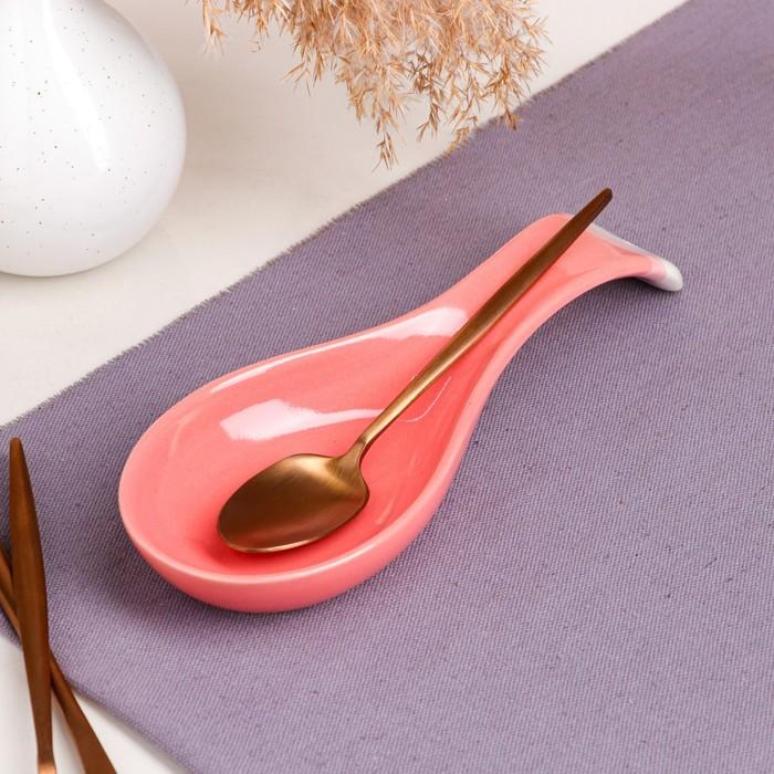 """Подставка под ложку """"Фламинго"""", 24 см"""