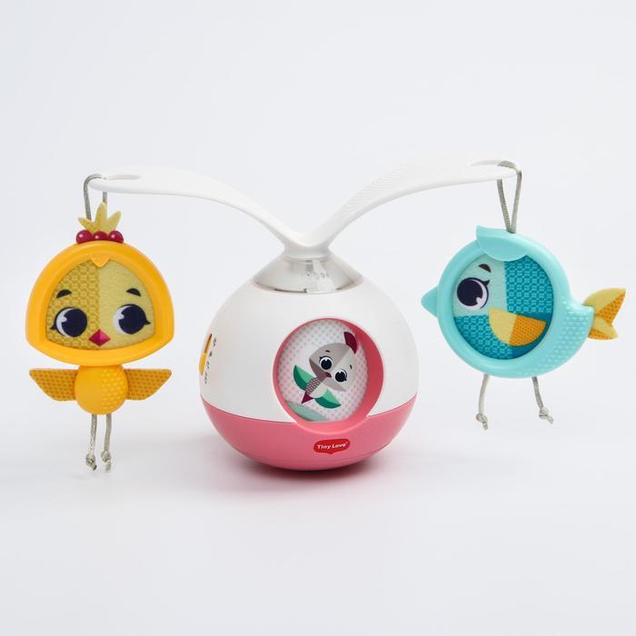 Развивающая игрушка музыкальная каруселька «Принцесса» - фото 76480167