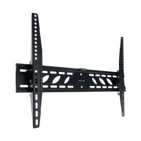 """Кронштейн Rexant 38-0090, для ТВ, наклонный, 30-70"""", 44 мм от стены, чёрный"""