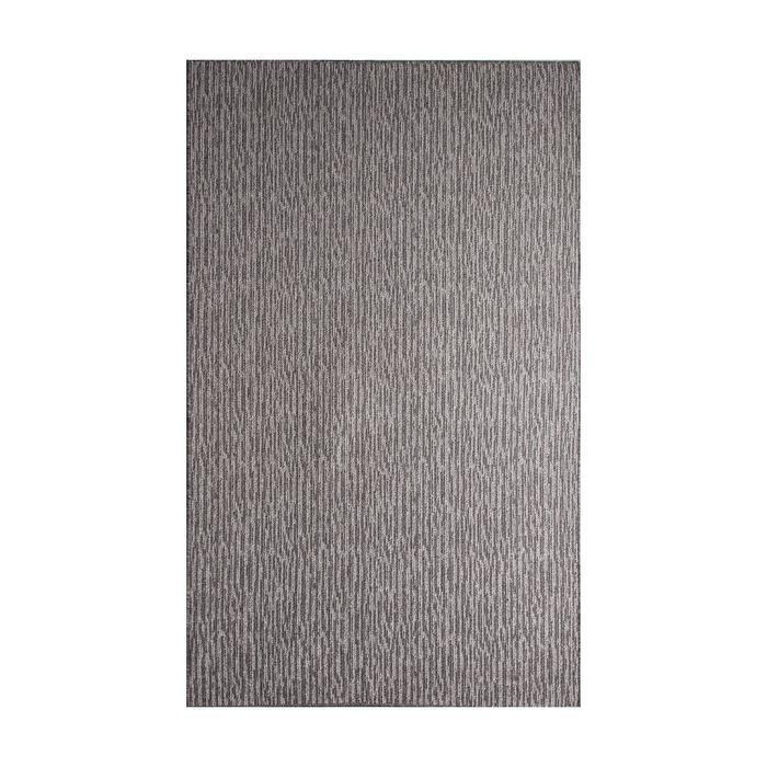 Палас SCROLL RAIN, цвет серебро, 2х3м - фото 7401764