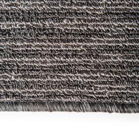 Палас SCROLL RAIN, цвет серебро, 2х3м - фото 7401765