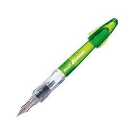 Ручка перьевая Pilot 0,58мм, корпус светло-зеленый, синяя FCD-PXS (LG)