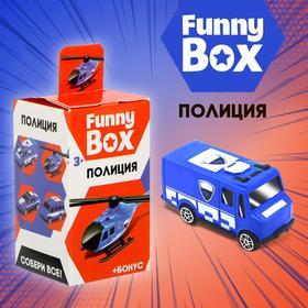 Набор для детей Funny Box «Полиция»