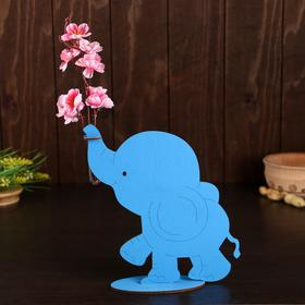 "Decorative mini vase ""the Elephant"" 21.0 x 19.2 x 6.0 cm"