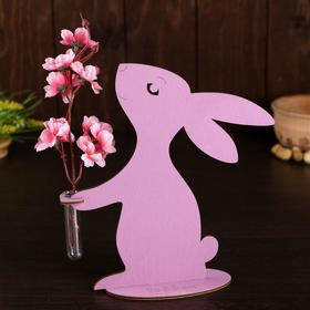 "Decorative mini vase ""Bunny"" 21.0 x 19,0 x 6.1"