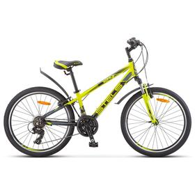 "Велосипед 24"" Stels Navigator-440 V, K010, цвет лайм, размер 12"""
