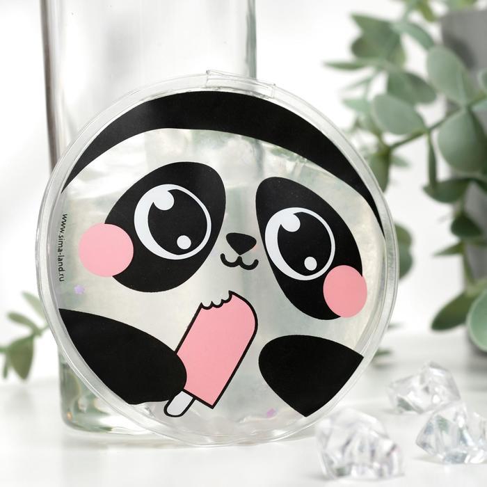 Охладитель для еды и напитков «Панда», d=10 см