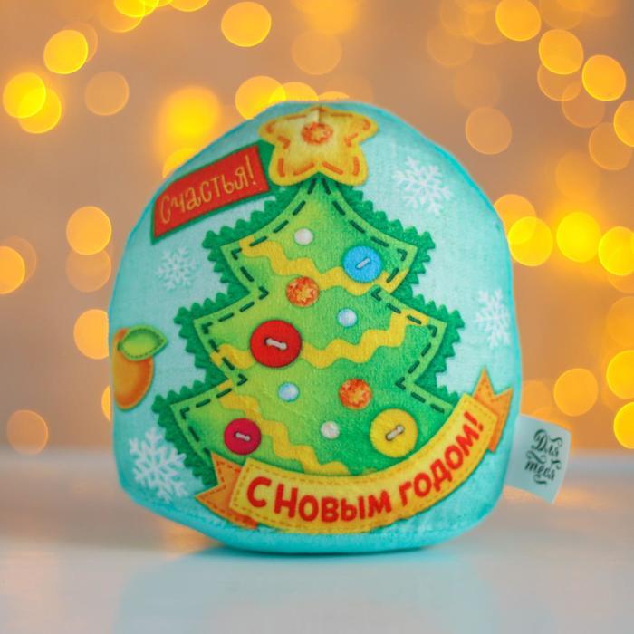 Мягкая игрушка «Новый год», ёлочка