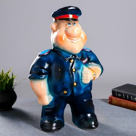 "Копилка ""Полицейский"" 19х28х46см"