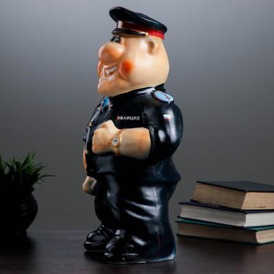 """Копилка """"Полицейский"""""""
