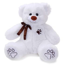 """Мягкая игрушка """"Медведь Бен"""" белый, 50 см МБ-50б"""