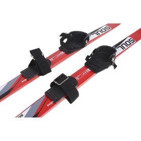 Крепление для лыж детское КД 004, цвет чёрный