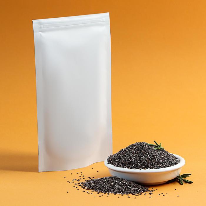 """Семена """"Чиа черная. Премиум"""", дойпак, 100 г - фото 19330"""