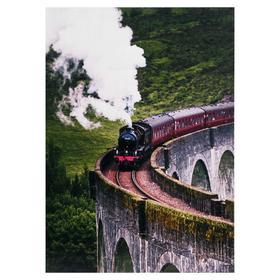 Картина 'Поезд' 25*35 см Ош