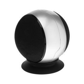 Портативная колонка DUBLLIK WPA-8900, 8 Вт, Bluetooth 4.2, 1200 мАч, чёрно-серая