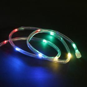 """LED шнур на солнечной батарее """"ЭРА"""", 5 м, Н.С., МУЛЬТИ"""