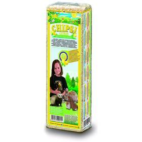 Опил древесный ароматизированный Chipsi Citrus для грызунов, цитрус, 15 л, 1 кг