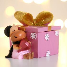 Шкатулка «С подарком»