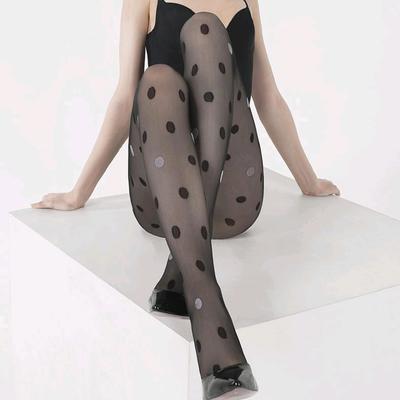 Колготки женские Mirey Luna, 20 den, размер 2, цвет nero