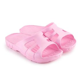 Baby sliders, color soft pink, size 27