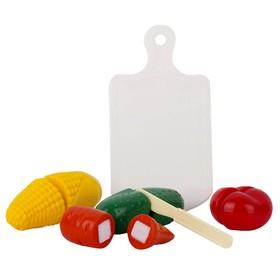 Игровой набор «Режем овощи»