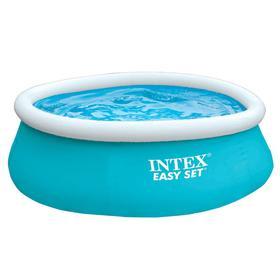 Бассейн надувной Easy Set, 183 х 51 см, 3+, 28101NP INTEX