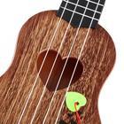 Гитара «Лав», цвета МИКС - фото 106151988