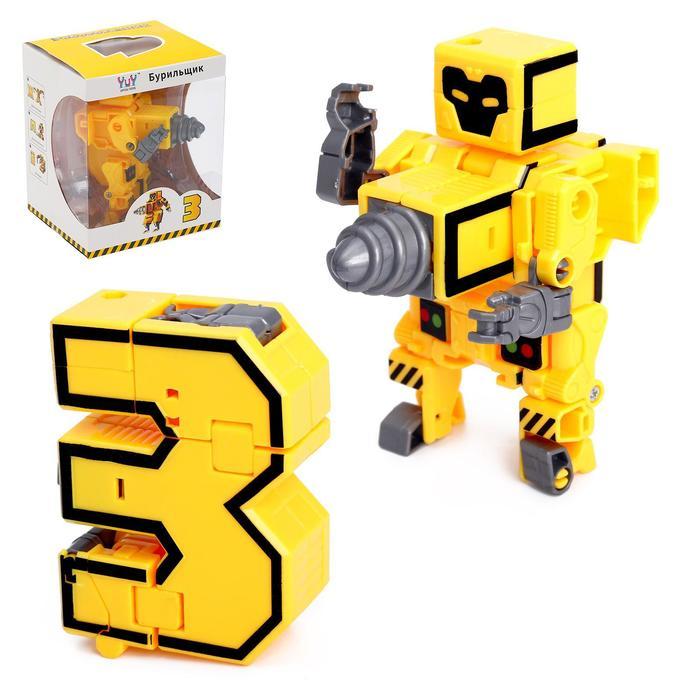Робот «Буква З» - фото 105502661