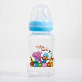 Бутылочка для кормления 150 мл., от 0 мес., классическая, цвет МИКС