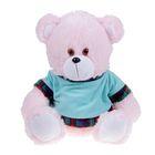 """Мягкая игрушка """"Медведь в футболке"""""""