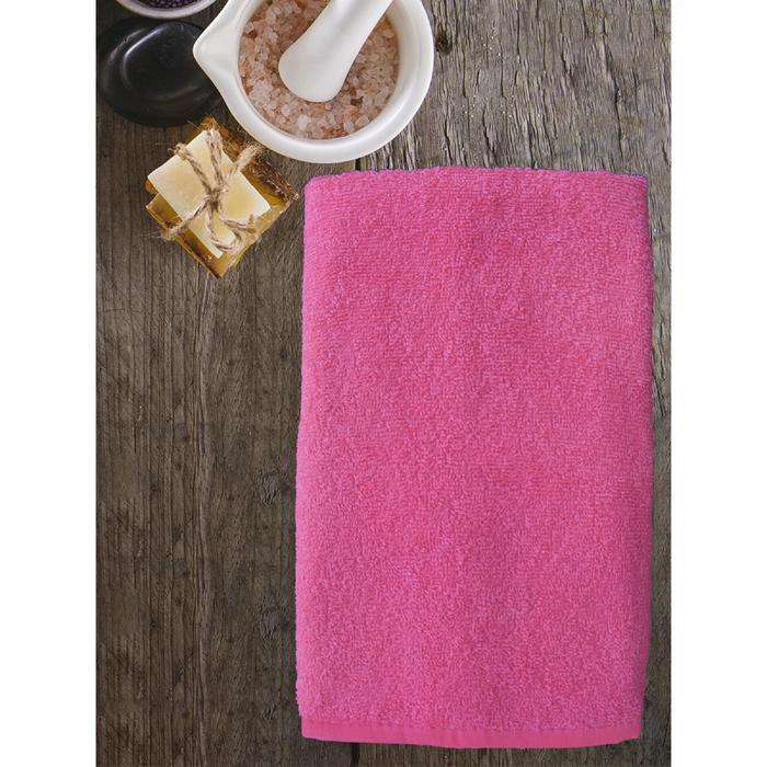 Полотенце ast cotton, размер 50 × 85 см,  коралловый - фото 7929759