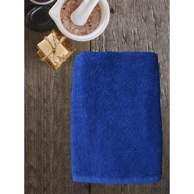 Полотенце ast cotton, размер 50 × 85 см,  синий