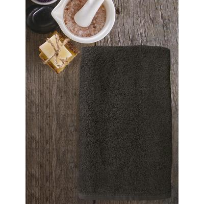 Полотенце ast cotton, размер 50 × 85 см,  коричневый