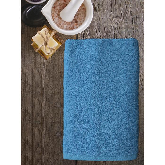 Полотенце ast cotton, размер 65 × 130 см,  голубой - фото 7929765
