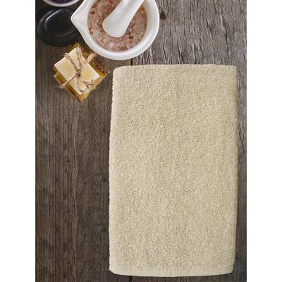 Полотенце ast cotton, размер 50 × 85 см,  бежевый