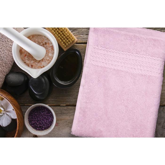 Полотенце ast clasic, размер  50 × 90 см,  розовый - фото 7929778