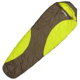 Спальный мешок туристический Atemi A1-18, 225 x 80 х 55 см, 450 г/м2, -12 С