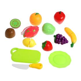 Set of products for cutting Fruit, Velcro