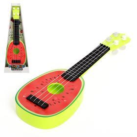 Игрушка музыкальная гитара «Арбузик»