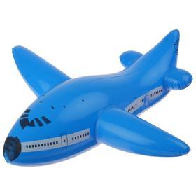 Игрушка надувная Самолет 45 см