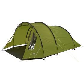 Палатка TREK PLANET Ventura 3, 205 x 380 x 135 см, цвет зелёный