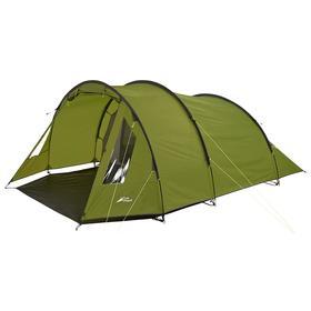 Палатка TREK PLANET Ventura 4, 255 x 390 x 140 см, цвет зелёный
