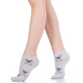 Носки детские, (2 пары) цвет серый (steel gul), размер 27-29