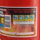 """Огнетушитель порошковый """"Ярпожинвест"""" ОП-1(3), АBCE-01 дм.110(А) - фото 7436248"""